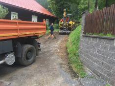 Stavebné úpravy MK 2018