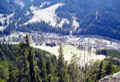 Dedina a okolie